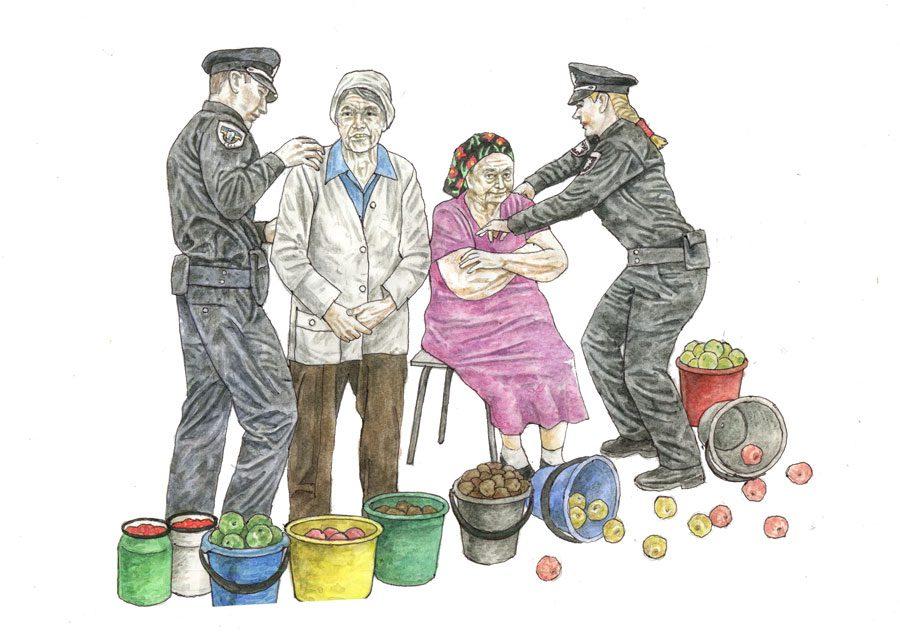 28022018 kodeks ukraine chichkan 160 - Адміністративний кодекс: На картинках і в дії - Заборона