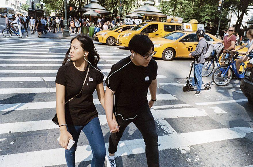 passion between couples 5a854634db026 - Публічні прояви почуттів:  Фото жителів Нью-Йорка - Заборона