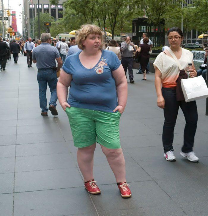 photo project wait watchers haley morris cafiero 11 5a8bf2ca4ce17  700 - Фотографка документує реакцію на людей з ожирінням - Заборона