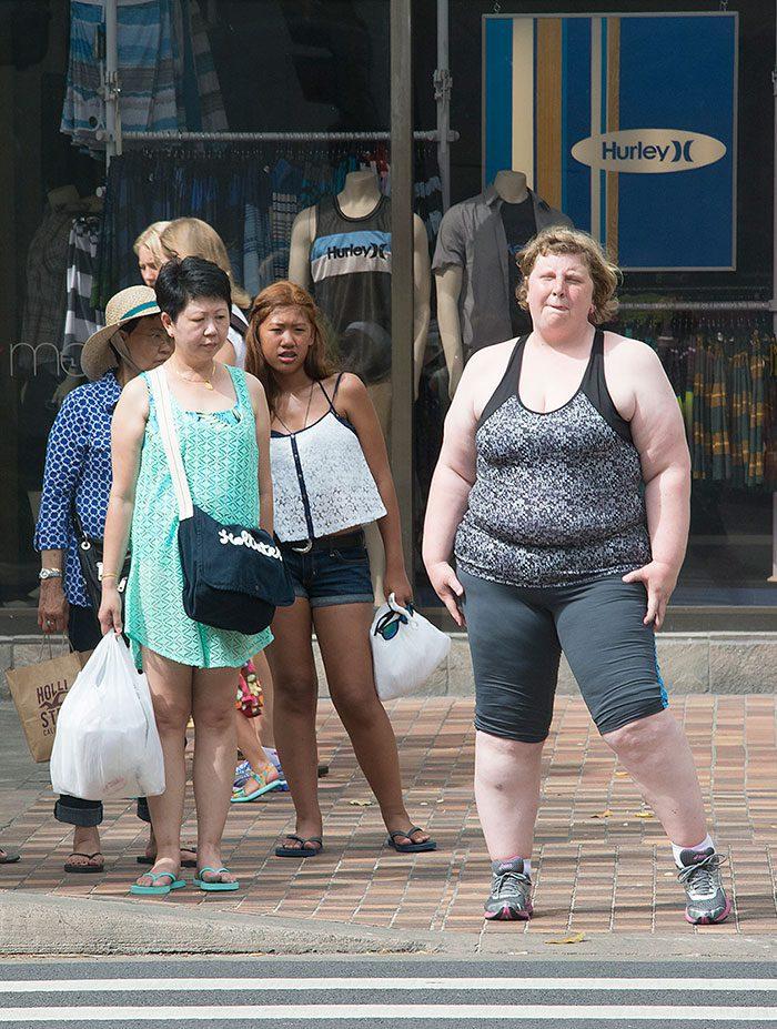 photo project wait watchers haley morris cafiero 13 5a8bf3478b526  700 - Фотографка документує реакцію на людей з ожирінням - Заборона