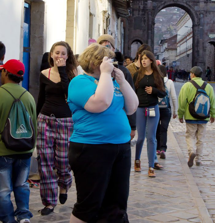 photo project wait watchers haley morris cafiero 17 5a8bf383e823f  700 - Фотографка документує реакцію на людей з ожирінням - Заборона