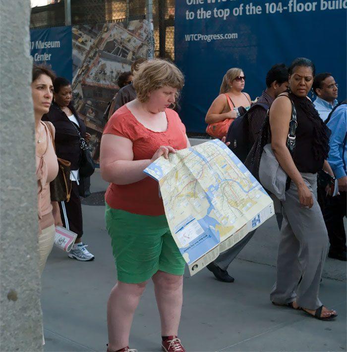 photo project wait watchers haley morris cafiero 2 5a8bf2f42dbd8  700 - Фотографка документує реакцію на людей з ожирінням - Заборона