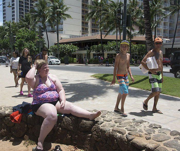 photo project wait watchers haley morris cafiero 20 5a8bf30898579  700 - Фотографка документує реакцію на людей з ожирінням - Заборона