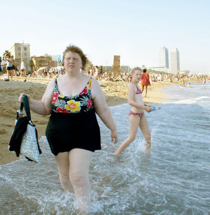 photo project wait watchers haley morris cafiero 22 5a8bf301e5690  700 - Фотографка документує реакцію на людей з ожирінням - Заборона