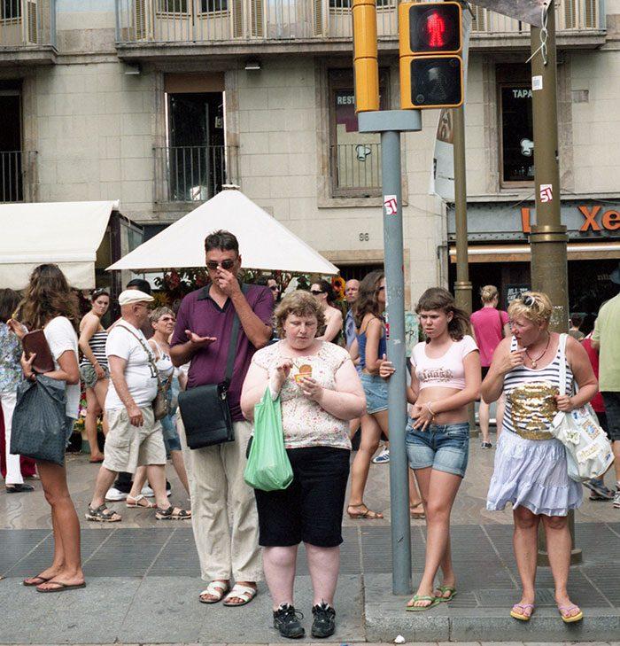 photo project wait watchers haley morris cafiero 23 5a8bf3b265667  700 - Фотографка документує реакцію на людей з ожирінням - Заборона