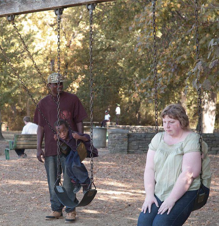 photo project wait watchers haley morris cafiero 26 5a8bf31a52156  700 - Фотографка документує реакцію на людей з ожирінням - Заборона