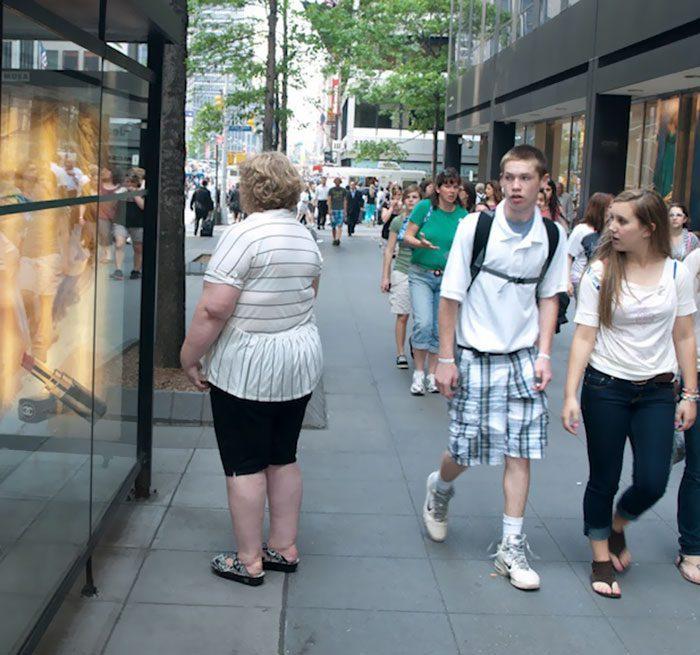 photo project wait watchers haley morris cafiero 7 5a8bf37eab183  700 - Фотографка документує реакцію на людей з ожирінням - Заборона