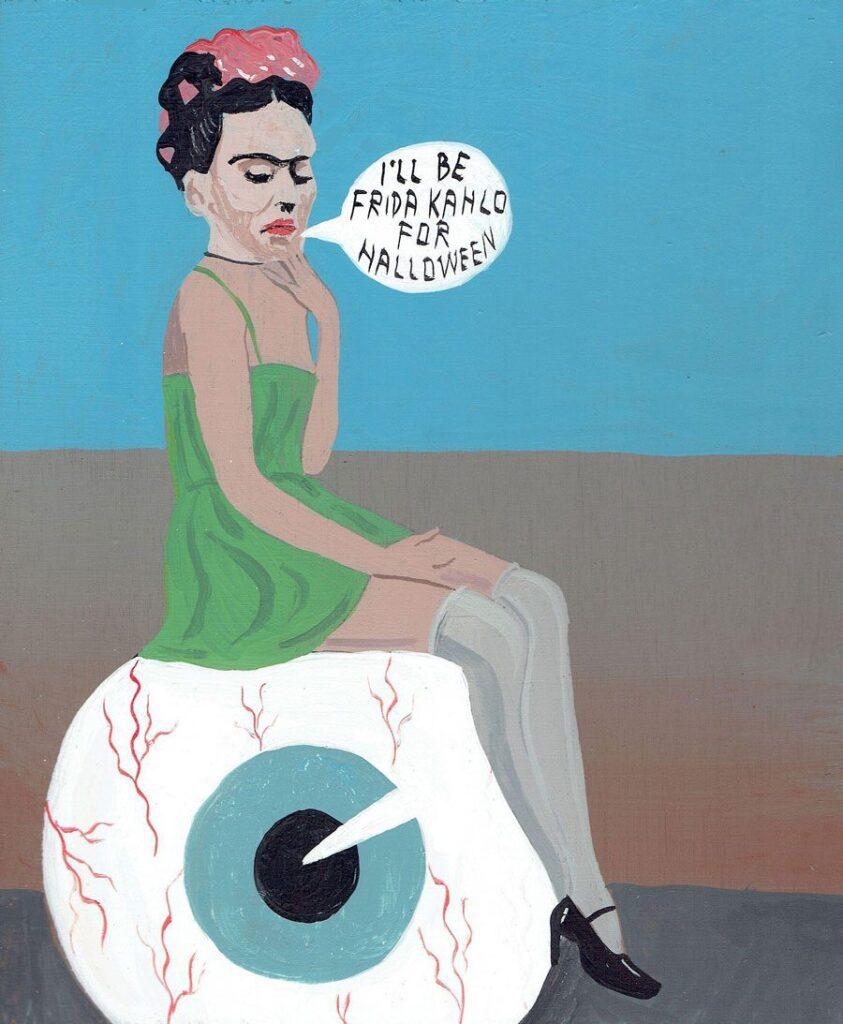 05032018 javier mayoral 6 843x1024 - Дивні та цікаві сюжети у картинах Хавьєра Майорала - Заборона