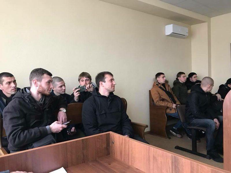 """12032018 news march 1 - Активістку """"Маршу жінок"""" судять за плакат - Заборона"""