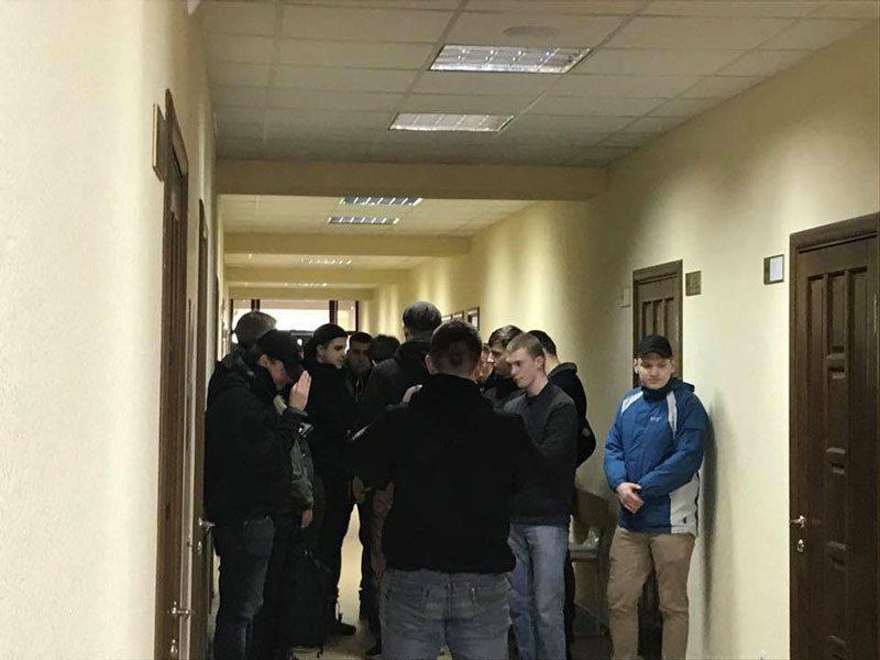 """12032018 news march 2 - Активістку """"Маршу жінок"""" судять за плакат - Заборона"""