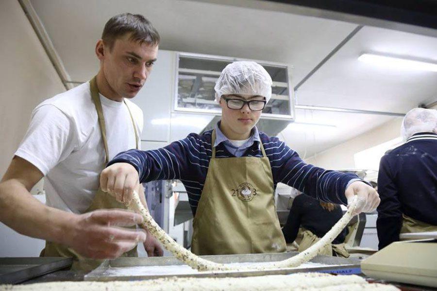 22032018 news brovary 2 - У Броварах відкрили пекарню з вакансіями для людей із синдромом Дауна - Заборона