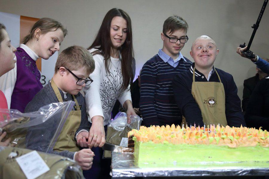 22032018 news brovary 4 - У Броварах відкрили пекарню з вакансіями для людей із синдромом Дауна - Заборона
