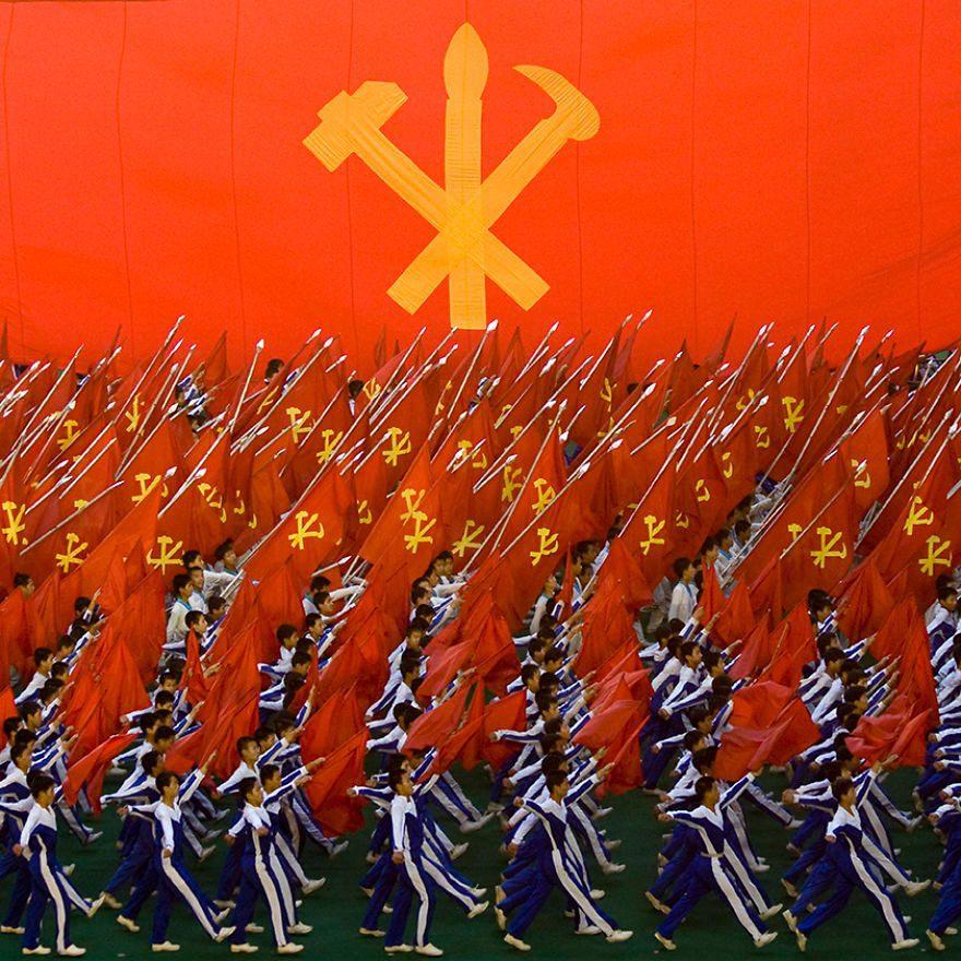 24032018 north korea 11 - Як проходить підготовка до святкування 70-річчя КНДР - Заборона