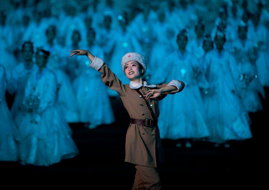 24032018 north korea 2 - Як проходить підготовка до святкування 70-річчя КНДР - Заборона