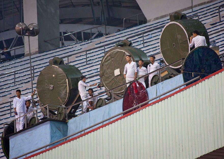 24032018 north korea 20 - Як проходить підготовка до святкування 70-річчя КНДР - Заборона