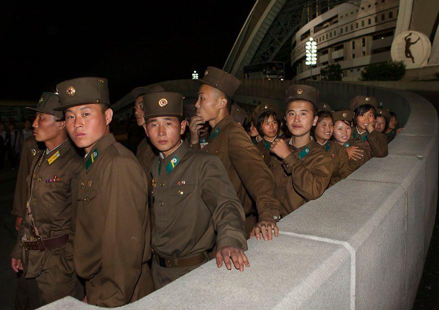 24032018 north korea 22 - Як проходить підготовка до святкування 70-річчя КНДР - Заборона