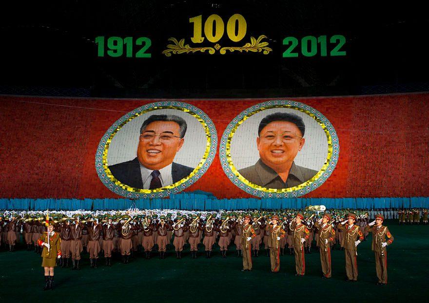 24032018 north korea 8 - Як проходить підготовка до святкування 70-річчя КНДР - Заборона