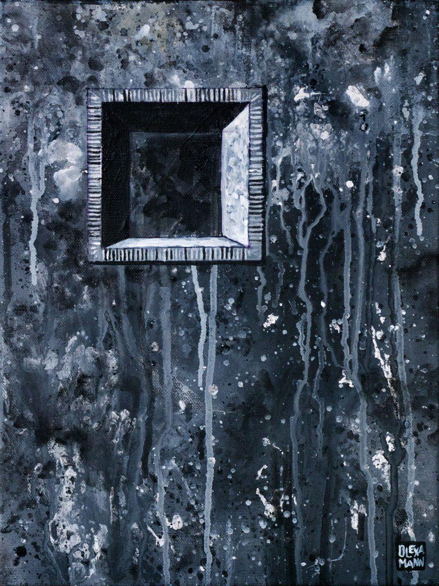 olexa mann P1750561 - «Чорний період»: «Райони», гармонія та крейда у роботах Олекси Манна - Заборона