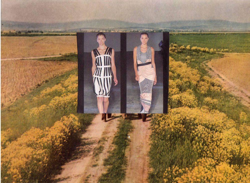 001 irinavale - Колхозниці у Голлівуді: Ілюстраторка Ірина Вале іронізує над радянськими фото - Заборона