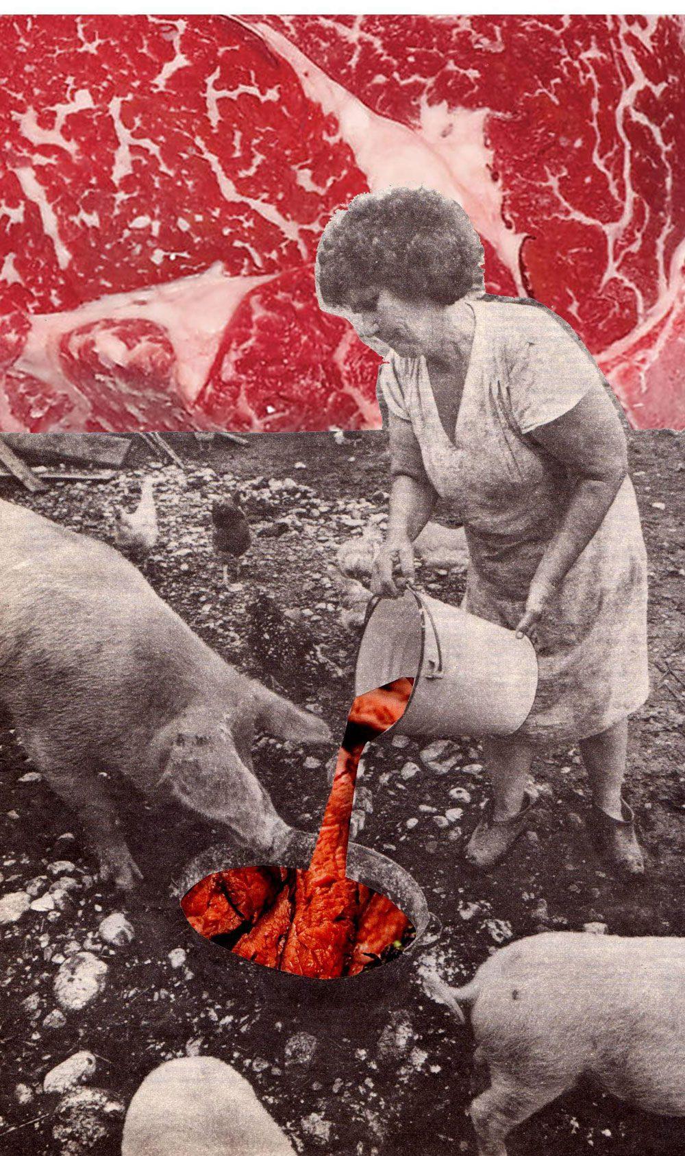002 3 irinavale - Колхозниці у Голлівуді: Ілюстраторка Ірина Вале іронізує над радянськими фото - Заборона