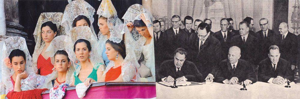 012 2 irinavale - Колхозниці у Голлівуді: Ілюстраторка Ірина Вале іронізує над радянськими фото - Заборона
