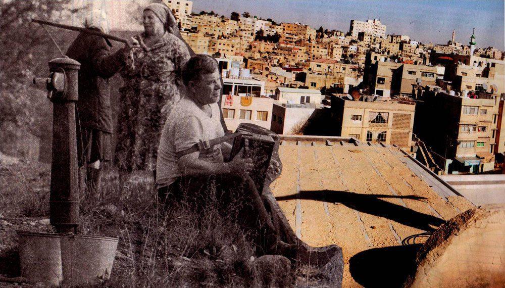 014 2 irinavale - Колхозниці у Голлівуді: Ілюстраторка Ірина Вале іронізує над радянськими фото - Заборона