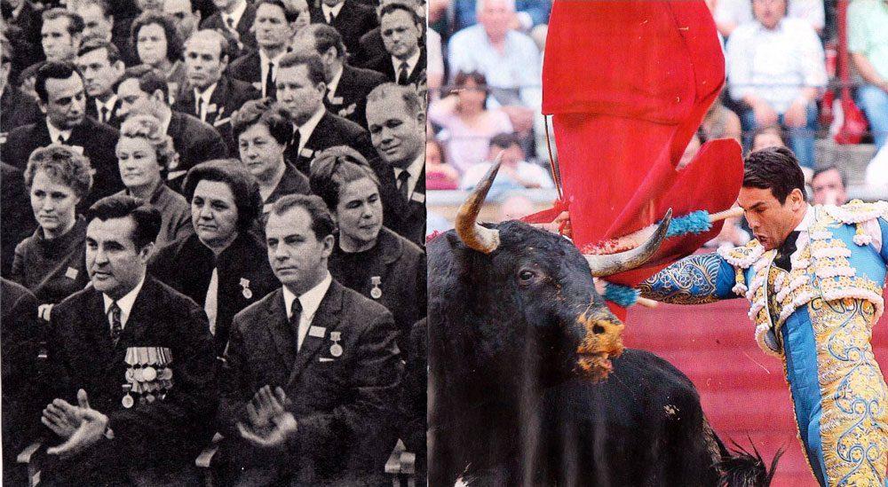 015 2 irinavale - Колхозниці у Голлівуді: Ілюстраторка Ірина Вале іронізує над радянськими фото - Заборона