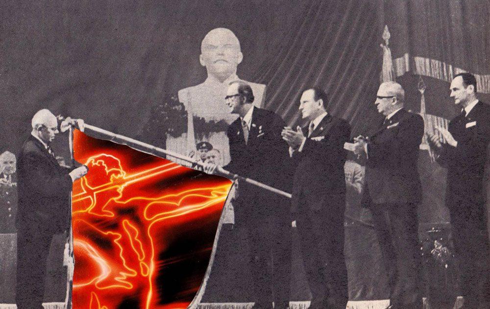 015 irinavale - Колхозниці у Голлівуді: Ілюстраторка Ірина Вале іронізує над радянськими фото - Заборона