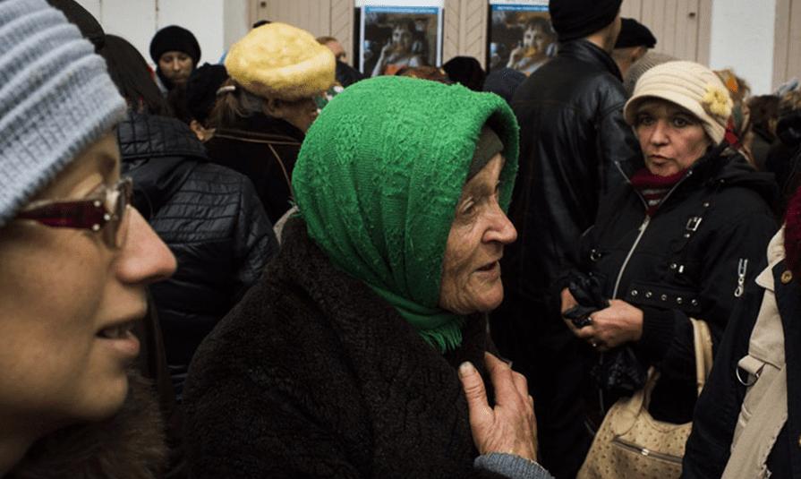 11042018 donbass 2 - Волонтерка повідомила про 800 лiтнiх людей, які загинули від голоду на Донбасі. Влада про це не знає - Заборона