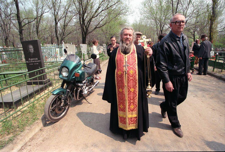 LUGANSK 1994616 - «Пасха»: Луганські традиції в об'єктиві Олександра Чекменьова - Заборона