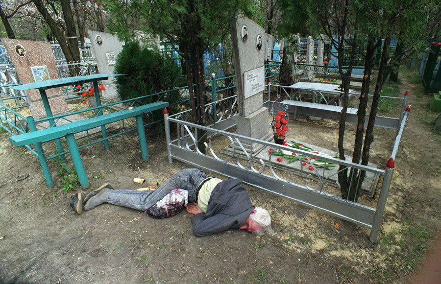 Pasha Lugansk 229 - «Пасха»: Луганські традиції в об'єктиві Олександра Чекменьова - Заборона