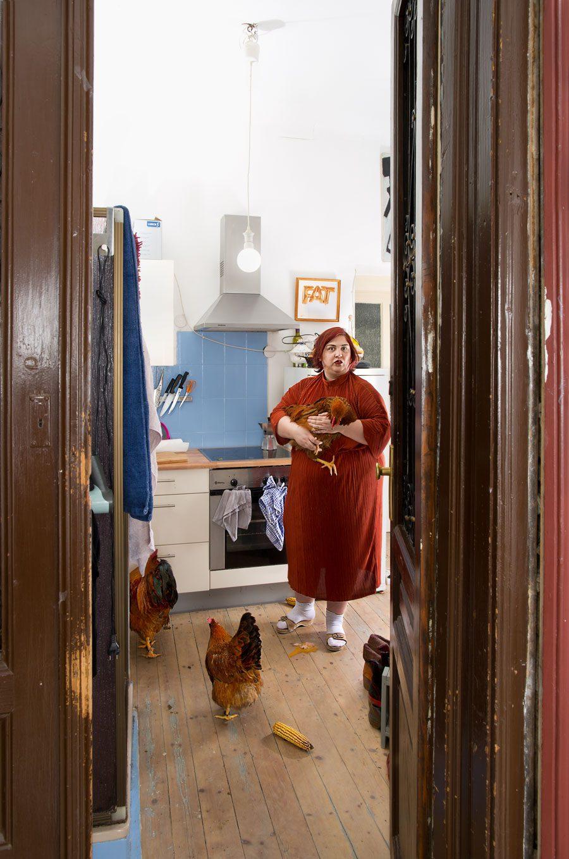 kati Veronika WIRANDEREN 70x105 cm 240dpi - «Вхід заборонено»: Головні роботи фестивалю Odesa Photo Days - Заборона