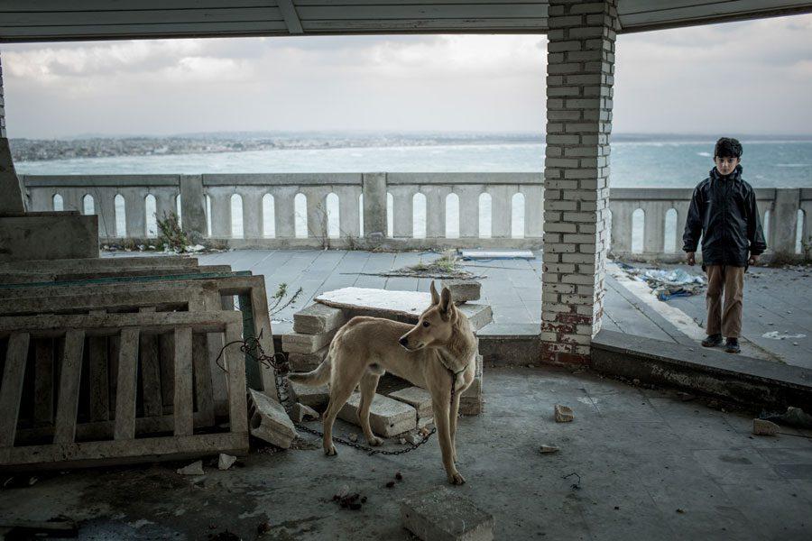 werner i 2 - «Вхід заборонено»: Головні роботи фестивалю Odesa Photo Days - Заборона
