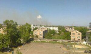 03052018 news 4 2 300x179 - У Харківській області горять війскові склади - Заборона