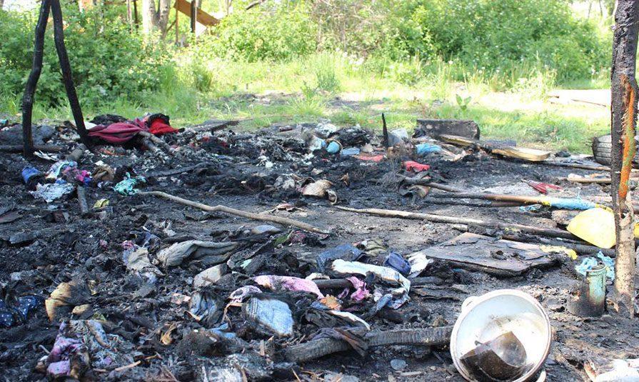 11052018 news 5 3 - У Львові знищили табір ромів - Заборона