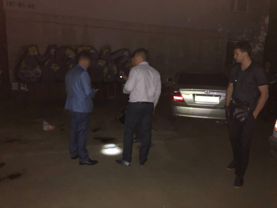 33464597 2029841603937310 6349848060369043456 n - В Одесі напали на екс-лідера місцевого «Правого сектору». Що відомо - Заборона