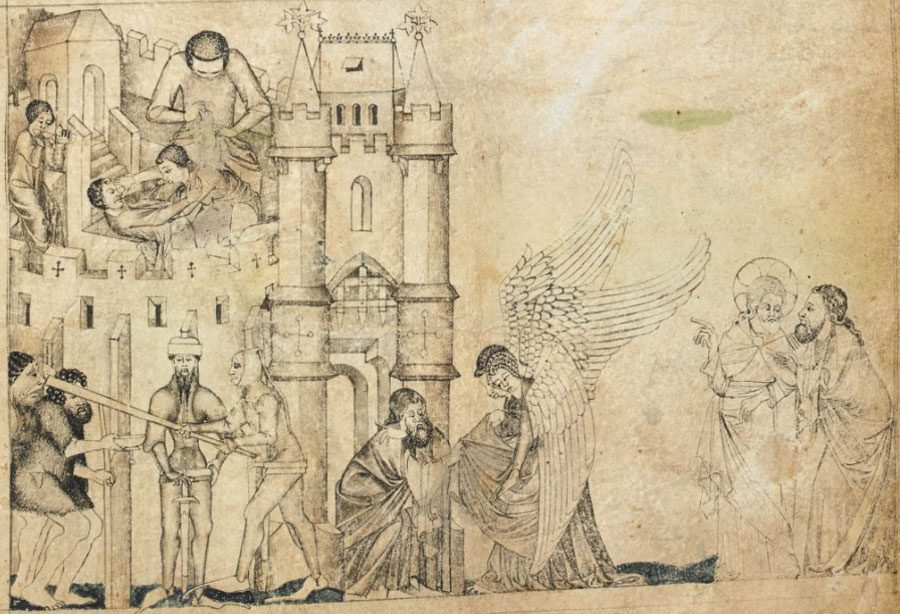 Egerton Genesis Picture Book   f11.r - Розтрата сім'я або ліки від божевілля: Як змінювалось ставлення до мастурбації - Заборона
