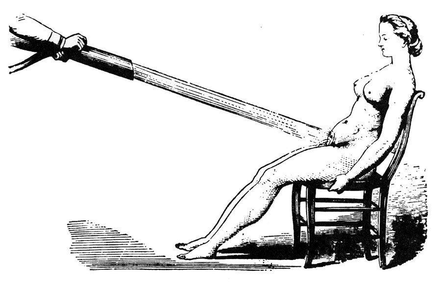 Pelvicdouche - Розтрата сім'я або ліки від божевілля: Як змінювалось ставлення до мастурбації - Заборона