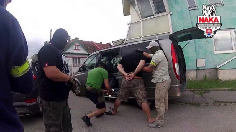 21062018 news 1 3 - У Словаччині затримали українського терориста з угорським паспортом - Заборона