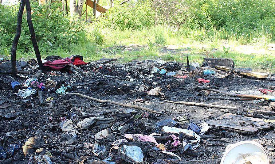 У Львові напали на ромський табір e900d140570e1