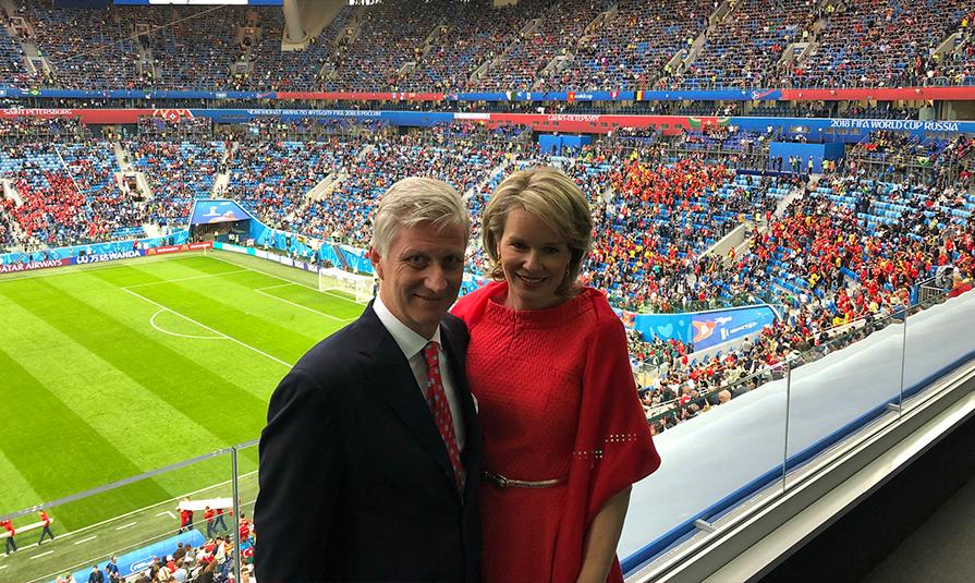 11072018 news 1 2 - Трампа не зустріли у Бельгії. Керівництво країни дивилося футбол - Заборона