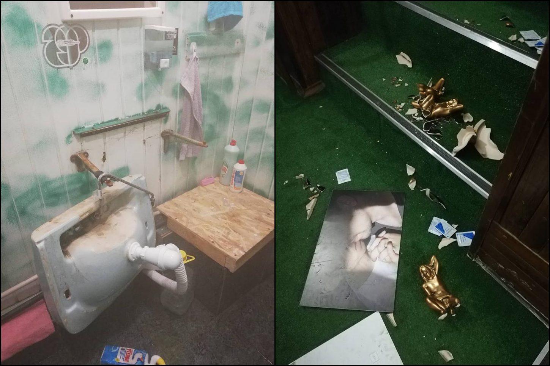 36683016 1309939309137006 8966165124310106112 n horz - Невідомі напали на ЛГБТ-простір у Харкові - Заборона