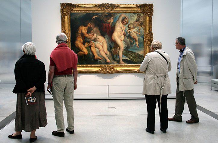 peter paul rubens facebook paintings art itsnicethat01 - Facebook проти мистецтва: Що банить найпопулярніша соцмережа? - Заборона