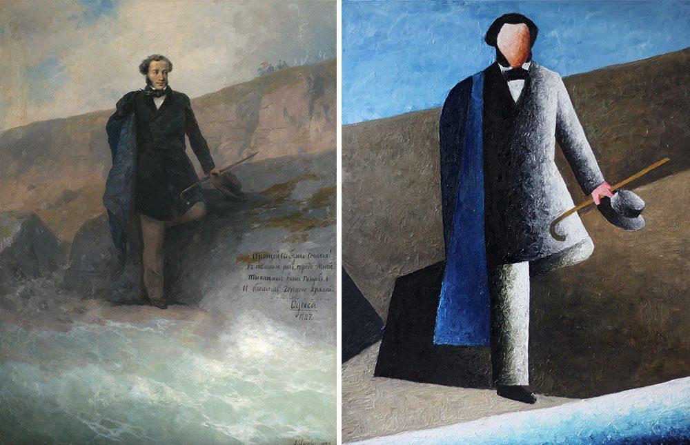 roytburd 11 - Ройтбурд створює підробки картин з Одеського музею. Пояснюємо навіщо - Заборона