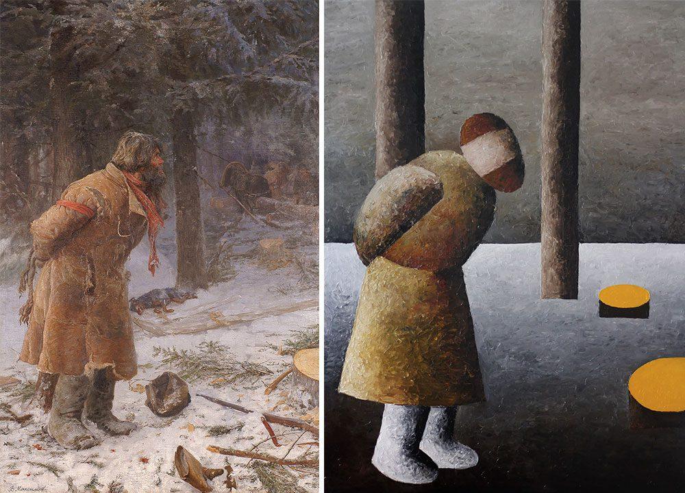 roytburd 4 - Ройтбурд створює підробки картин з Одеського музею. Пояснюємо навіщо - Заборона