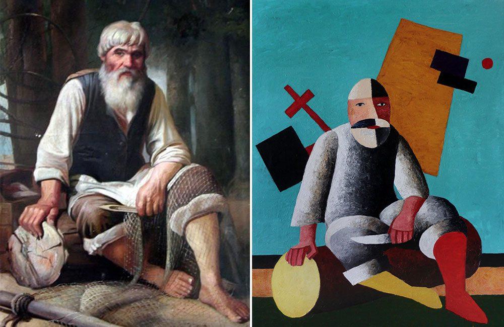 roytburd 5 - Ройтбурд створює підробки картин з Одеського музею. Пояснюємо навіщо - Заборона