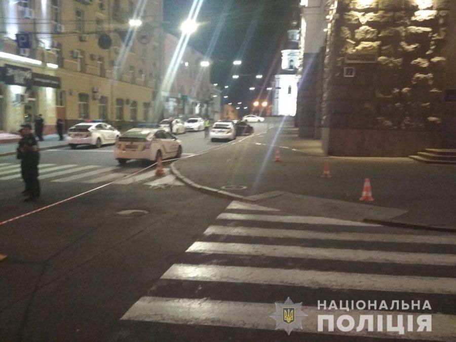 20082018 news 2 2 - У Харкові стріляли біля міськради. Загинув поліцейський. Детально - Заборона