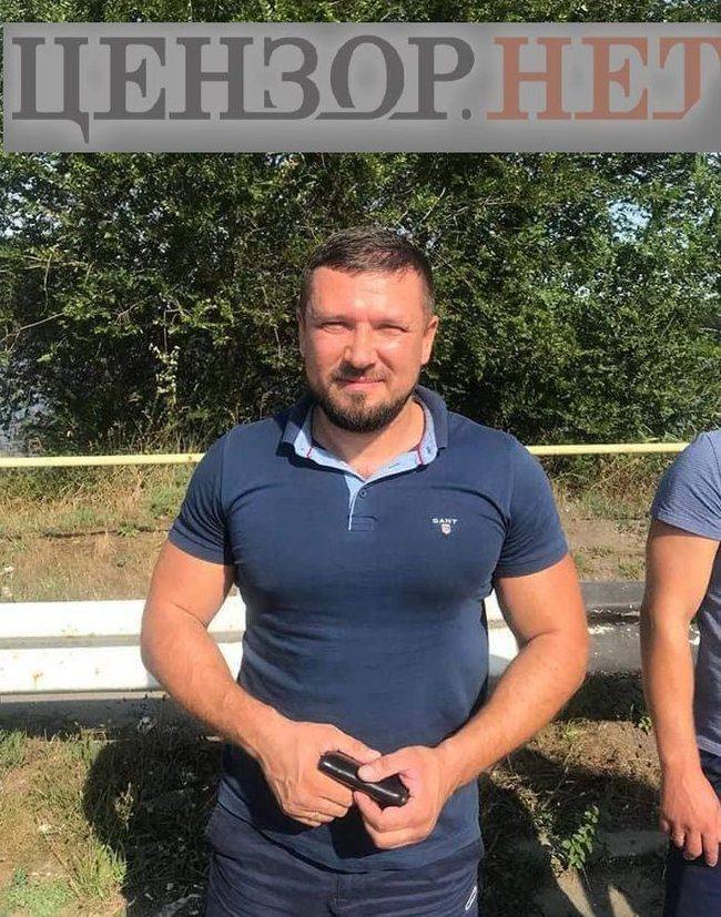 650x827 - Поліція затримала п'ятьох підозрюваних у вбивстві активіста у Бердянську - Заборона