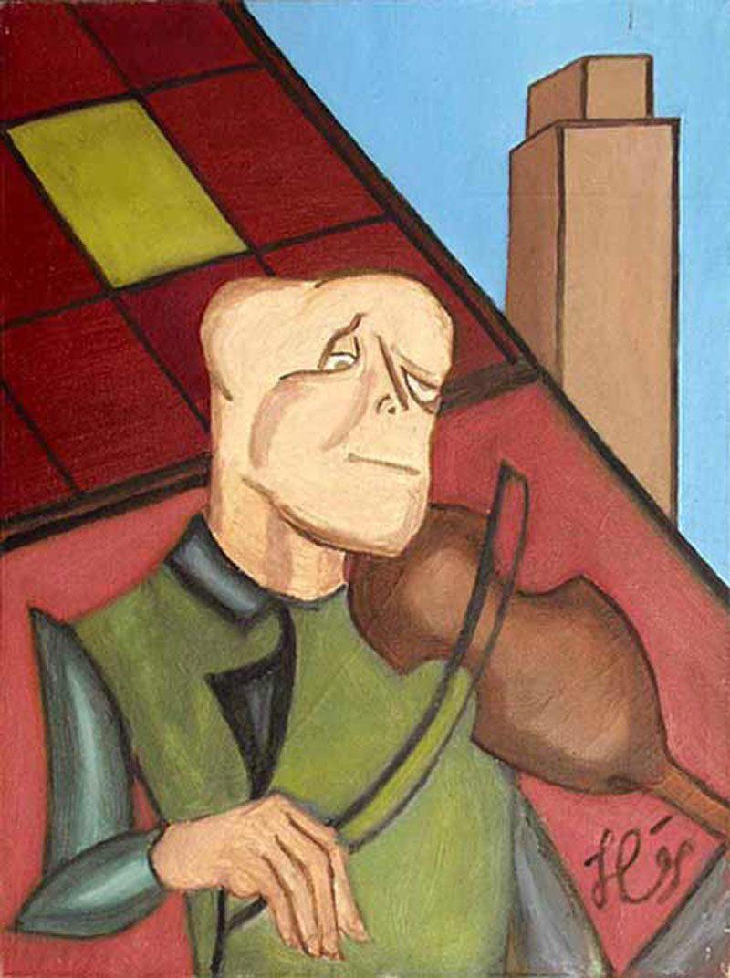 posledniy 1 - Цікаво: Арт-брют – мистецтво божевільних людей - Заборона