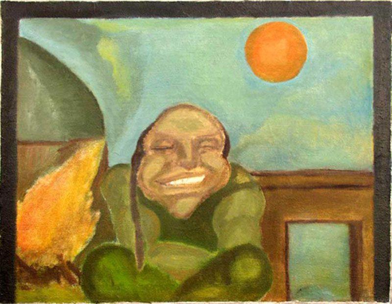 vernulsya 1 - Цікаво: Арт-брют – мистецтво божевільних людей - Заборона